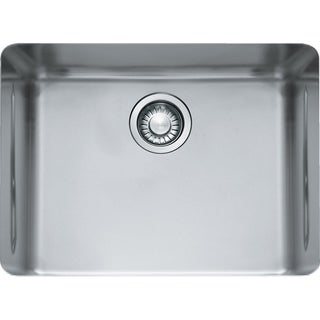 Franke Kubus Undermount Steel KBX11021 Stainless Steel Kitchen Sink