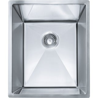 Franke Planar 8 Undermount Steel PEX110-14 Stainless Steel Kitchen Sink
