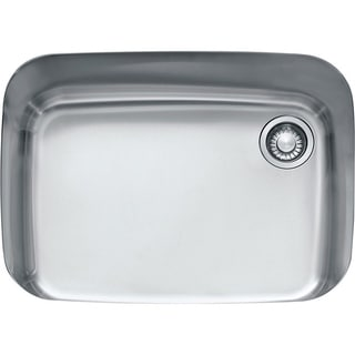 Franke EuroPro Undermount Steel GNX11028 Stainless Steel Kitchen Sink