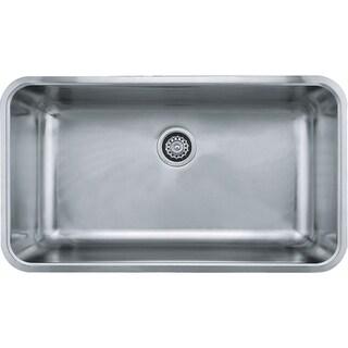 Franke Grande Undermount Steel GDX11031 Stainless Steel Kitchen Sink