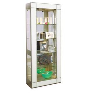 Philip Reinisch Co. Altair I Pier Curio Display Cabinet