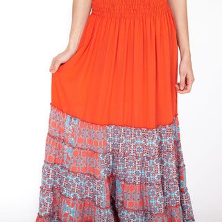 The Best of Both Worlds Gypsy Skirt (India)