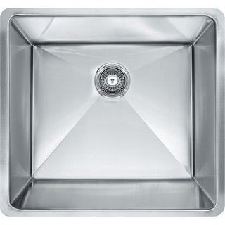 Franke Planar 8 Undermount Steel PEX110-21 Stainless Steel Kitchen Sink
