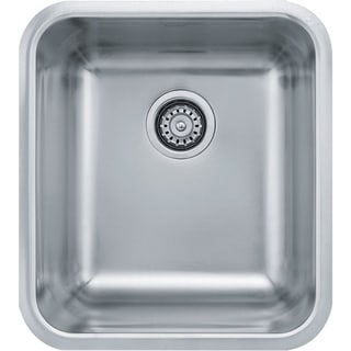 Franke Grande Undermount Steel GDX11015 Stainless Steel Kitchen Sink