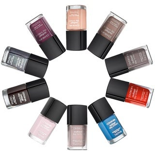 CoverGirl Outlast Stay Brilliant Nail Gloss Color 10-piece Set
