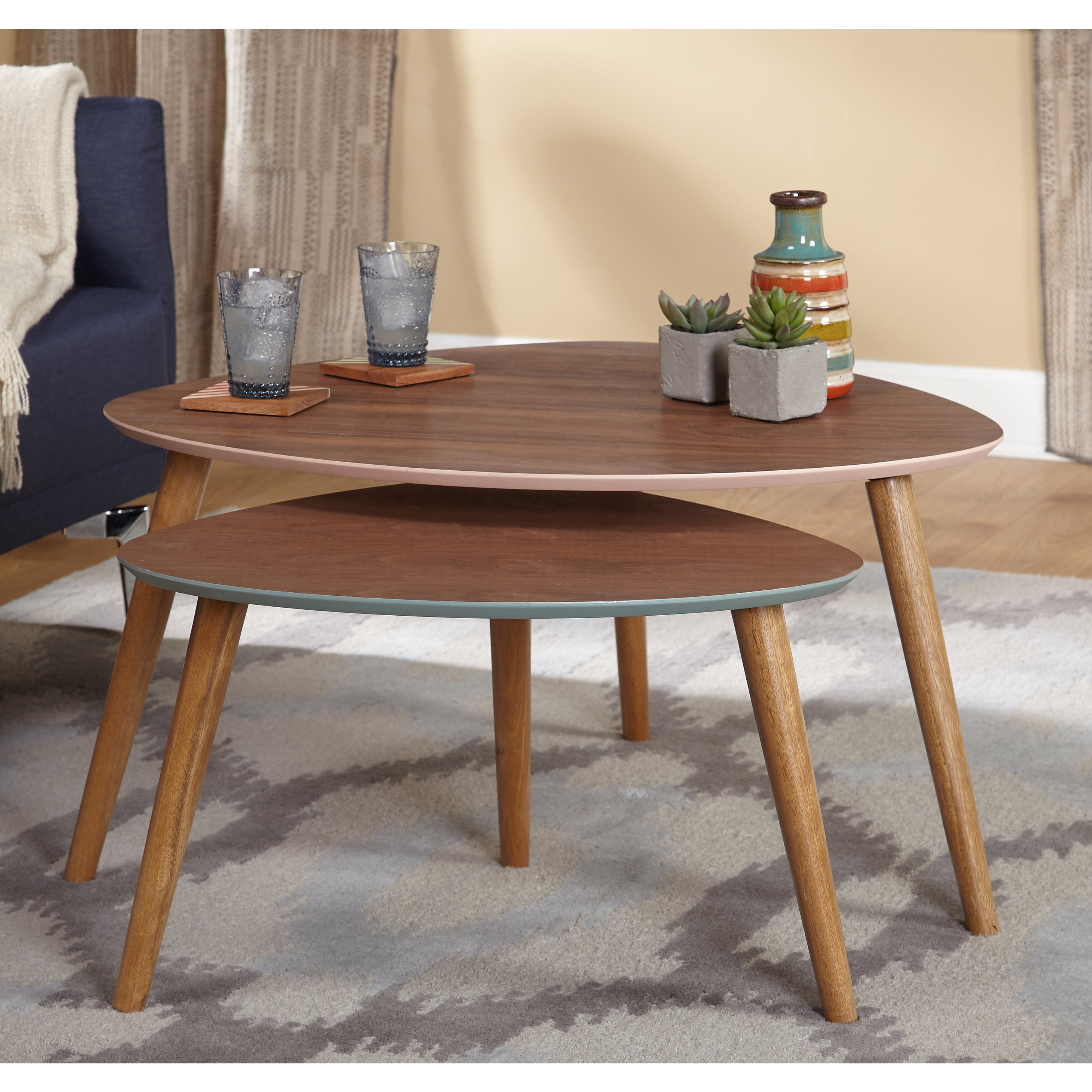 Superior Simple Living Anders Nesting Tables