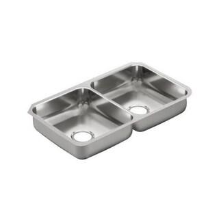 Moen Undermount Steel G20214 Kitchen Sink
