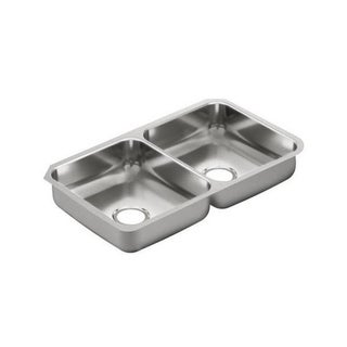 Moen Undermount Steel G20214 Kitchen Sink