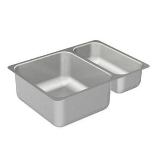 Moen Undermount Steel G20273 Kitchen Sink