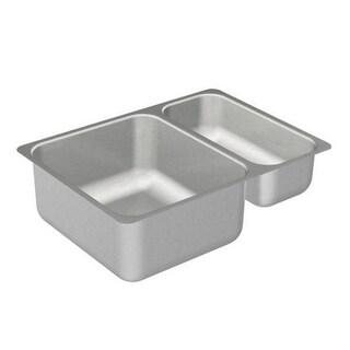 Moen Undermount Steel G20273 Kitchen Sink