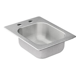 Moen Drop In Steel KG2045522 Stainless Kitchen Sink