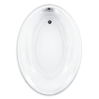 American Standard Savona 2903.002.020 White Soaking Bathtub