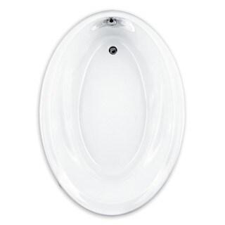 American Standard Savona 2903.002.020 White Soaking Bathtub