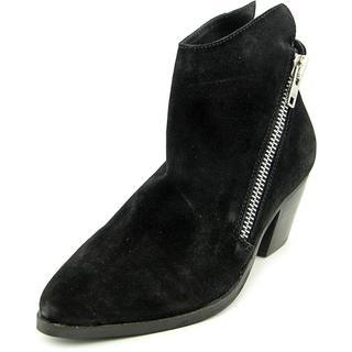 Matisse Women's 'Frankie' Black Regular Suede Boots