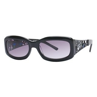 Ed Hardy Eht-906 Black Sunglasses
