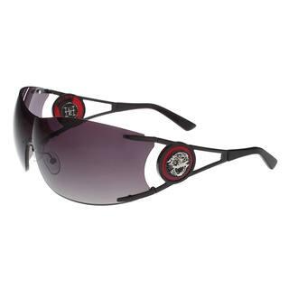 Ed Hardy Eht-912 Black Sunglasses|https://ak1.ostkcdn.com/images/products/11547451/P18492509.jpg?impolicy=medium