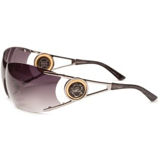 Ed Hardy Eht-912 Gunmetal Sunglasses