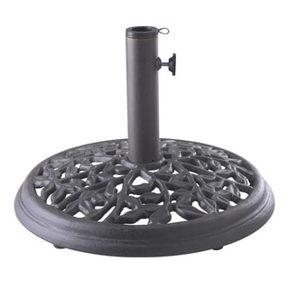 Sunjoy Wanderlust Cast Iron Umbrella Base