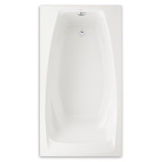 American Standard Colony 2675.002.020 White Soaking Bathtub