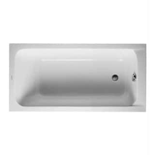Duravit D-Code 700095000000092 White Alpin Soaking Bathtub