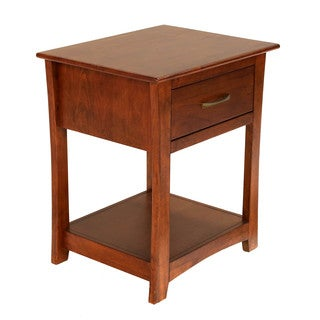 Simply Solid Avett Solid Wood Nightstand