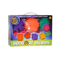 Hedstrom Assorted Sensory Shapes (Set of 6)