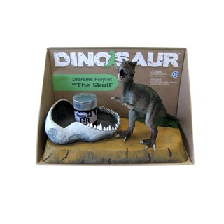 Neat-Oh Dinosaur Stompin' Grounds Terrible Tar Pit