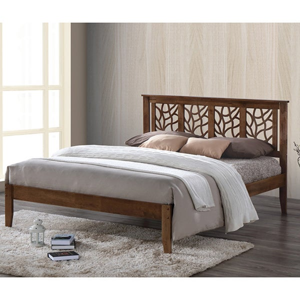 Queen Branch Bed Baxton