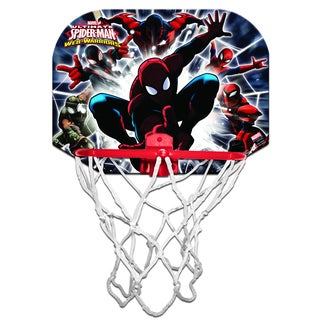 Hedstrom Ultimate Spiderman Plastic Hoop Set