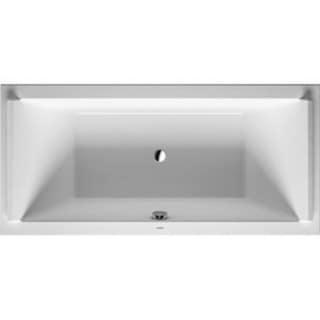 Duravit Starck 700340000000090 White Alpin Soaking Bathtub