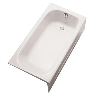 Toto FBY1515RP#01 Cotton White Soaking Bathtub