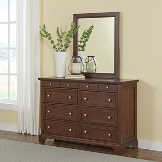 Chesapeake Dresser and Optional Mirror by Home Styles