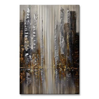 Silver City by Osnat Metal Wall Art|https://ak1.ostkcdn.com/images/products/11547939/P18492947.jpg?impolicy=medium