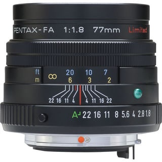 Pentax Telephoto SMCP-FA 77mm f/1.8