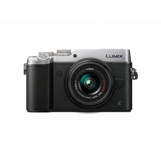 Panasonic LUMIX DMC-GX8 with 14-42mm Silver