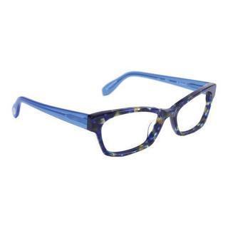 Scojo New York Elizabeth Street Indigo Blue Chop/Blue