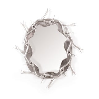 Barbed Wire Mirror