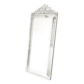 Enormous Vert Venetian Mirror