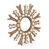 Donald Mirror - Antique Gold