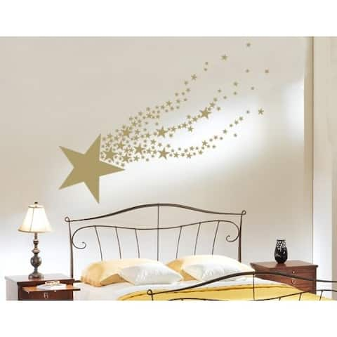 Shooting Star Wall Decal
