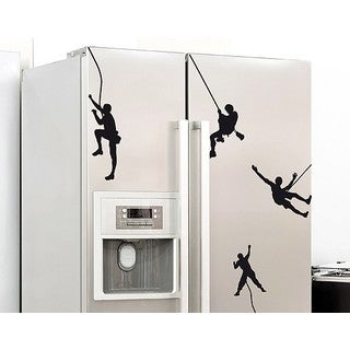 Climber Wall Decal