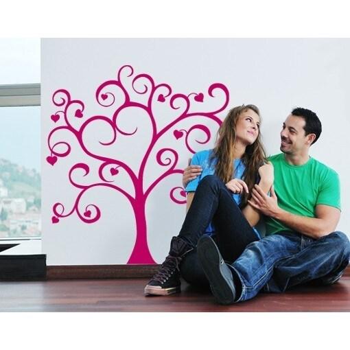 Love Tree Wall Decal
