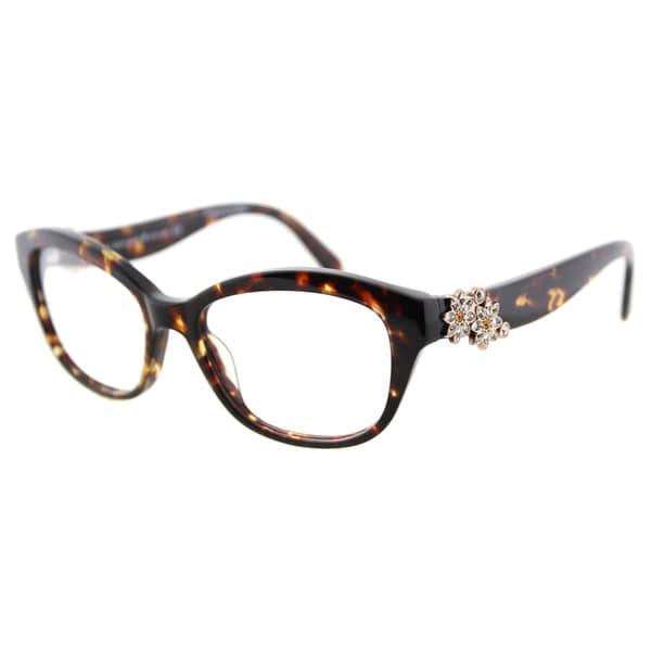 ad6ff62535b0 ... Eyeglasses · Kate Spade Havana Frames: Shop Kate Spade KS Amelina Z61  Havana Plastic Rectangle