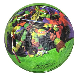 Hedstrom Jr Athletic TMNT Rubber Basketball