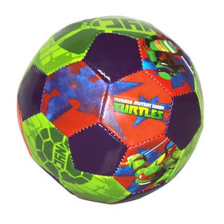 Hedstrom Jr Athletic TMNT PVC Soccer Ball