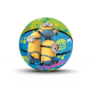 Hedstrom Jr Athletic Minions Rubber Basketball