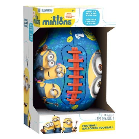 "Hedstrom Jr Athletic Minions PVC Football - Multi - 7"""