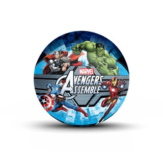 Hedstrom Jr Athletic Avengers Assemble Rubber Basketball