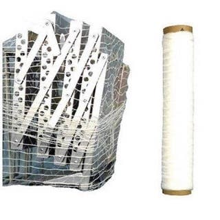 20 In 1000 Ft Knitted / Woven Pallet Wrap Stretch Netting Film (40 Rolls) 10 Cases|https://ak1.ostkcdn.com/images/products/11550240/P18494804.jpg?impolicy=medium