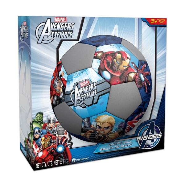 Hedstrom Jr Athletic Avengers Assemble PVC Soccer Ball